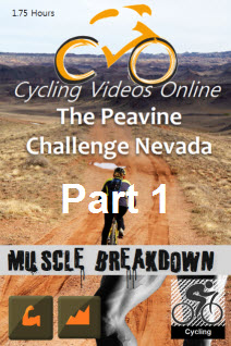 Muscle Breakdown – The Peavine Challenge Part 1