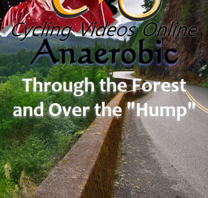 """Anaerobic 4 Through the Forest and Over the """"Hump"""" Vancouver Island B.C."""