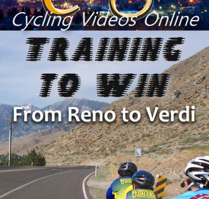 Training to Win! From Reno to Verdi virtual race video