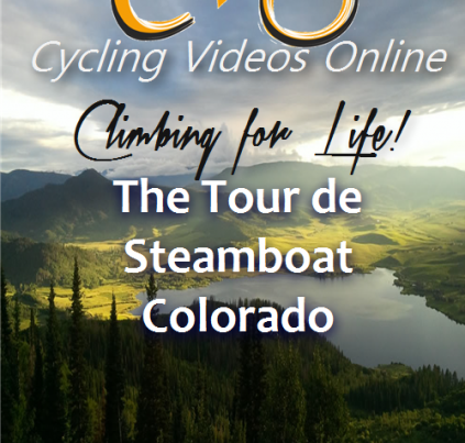 Climbing for Life! The Tour de Steamboat, Colorado