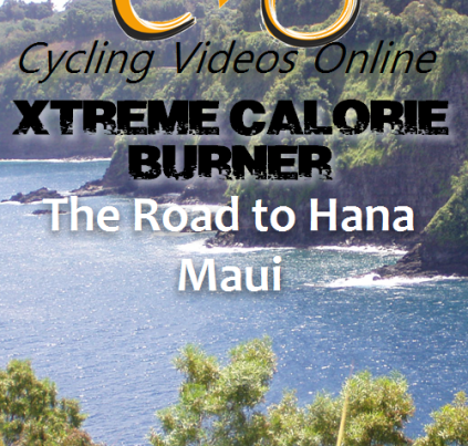 XTreme Calorie Burner Road to Hanah Maui