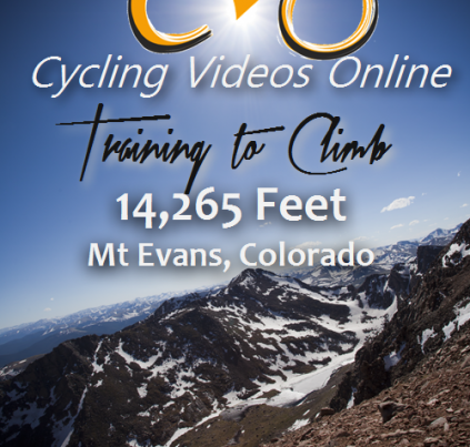 Training to Climb, 14,265 Feet Mount Evans Colorado