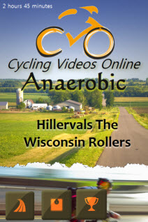 Anaerobic 3.0 Hillervals The Wisconsin Rollers Part 1