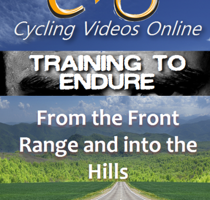 """The short time I've had in Fort Collins has allowed me to see a side of cycling that I could have only dreamed to have seen! """"From the Front Range to The Hills"""" uncovers the magic of the Northern Colorado cycling culture as we explore the open country roads of the range, experience the hospitality of city roads and gaze at the spectacular mountains and dynamic rock outcrops!  This fantastic ride allows us the adventure of 60 miles through hills, valleys, lakes while working in the anaerobic zone with high cadences. We'll prepare our legs for the climbs while cruising along the Front Range washboard and then watch the mountains approach. Once in the hills, this ride will tax your heart, lungs and legs with short, sprint-like ascents. Then, kick back on the trainer and watch the road fly by while we descend… to the next climb!"""
