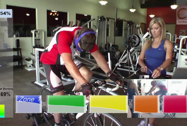 On Demand Workout metabolic testing video