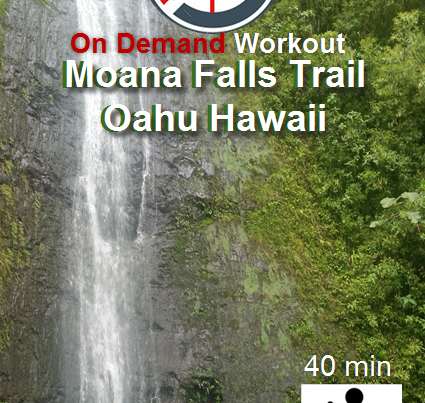Enjoy this amazing 40 minute hike through the dense rain forests of Oahu Hawaii. This trail is located in the mountains just behind Waikiki and is an amazing escape from the city. This is the workout version which includes on screen effort goals and narrative. Enjoy!
