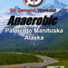 On Demand Workout Palmer to Manituska Glacier virtual bike ride